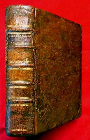 Dictionnaire des horlogers abebooks for Dictionnaire des architectes