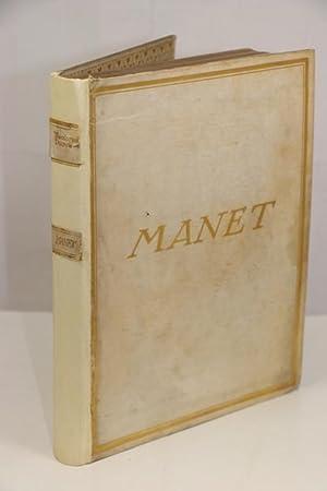 Edouard Manet Sein Leben Und Seine Kunst.: DURET (Théodore)