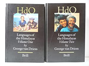 Languages of the Himalayas. An ethnolinguistic handbook: VAN DRIEM (George)