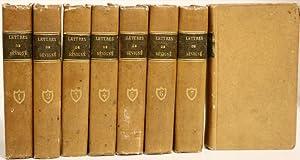 Recueil des lettres de Madame la Marquise: SEVIGNE (Marquise de)