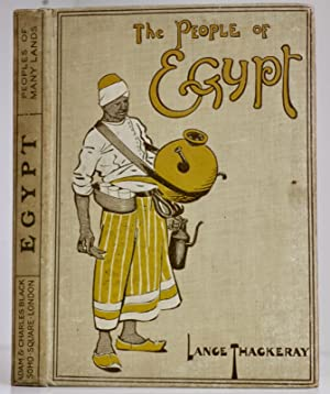 The people of Egypt. Painted by Lance: THACKERAY (Lance)
