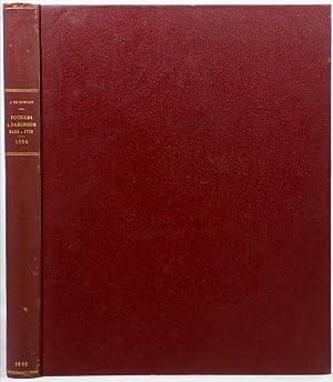 FOUILLES A DAHCHOUR, MARS-JUIN 1894. Avec la: MORGAN (J. de)