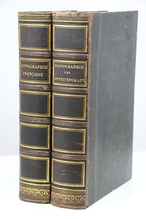 Iconographie des contemporains depuis 1789 jusqu'à 1829: DELPECH]