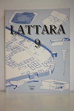 Lattara. Mélanges d'histoire et d'archéologie de Lattes.: COLLECTIF]