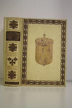 La maison royale des Deux Siciles. L'ordre: VILLARREAL DE ALAVA