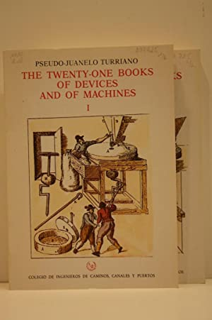 The twenty-one books of devices and of: TURRIANO (Juanelo)