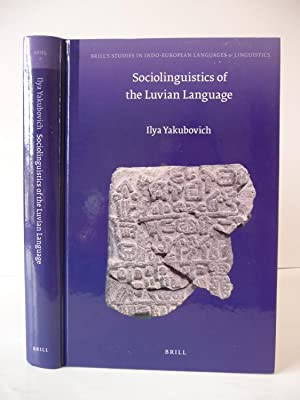 Sociolinguistics of the Luvian language.: YAKUBOVICH (Ilya)