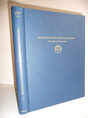 Buddhist manuscripts. Volume I.: BRAARVIG (Jens) [Dir.]