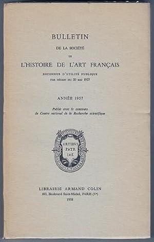 Bulletin de la Société de l'histoire de