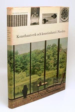 Konsthantverk och konstindustri i Norden.: Zahle, Erik (red.)