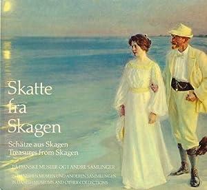 Skatte fra Skagen. På danske museer og: Voss, Knud