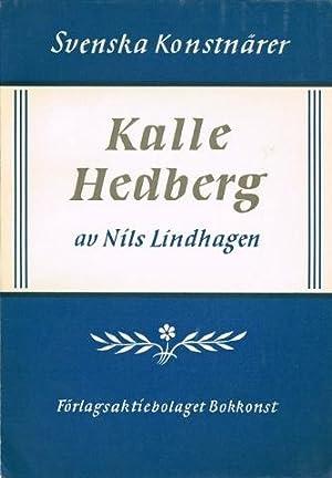 Kalle Hedberg.: HEDBERG, Kalle) (1894-1959)