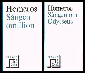 Sången om Odysseus. (Odysséen) [Tillsammans med:] Sången: Homeros
