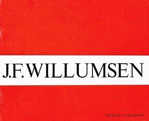 J. F. Willumsen 1863-1958. Thielska galleriet feb.-mars: WILLUMSEN, Jens Ferdinand)