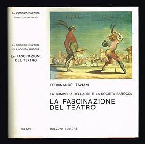 La Commedia dell'Arte e la Societa' Barocca.: Taviani, Ferdinando