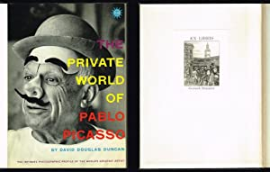 The Private World of Pablo Picasso. [The: PICASSO, Pablo) (1881-1973)