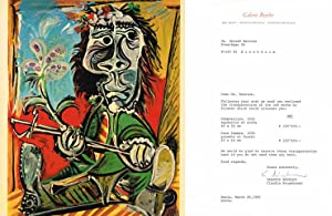 Picasso. A centennial selection. Exhibition April-July 1981. / Picasso 1881-1981. Galerie ...