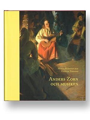 Anders Zorn och musiken. Med förord av: ZORN, Anders) (Mora