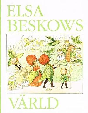 Elsa Beskows värld. 5 december 1992-7 mars: BESKOW, Elsa) (1874-1953)