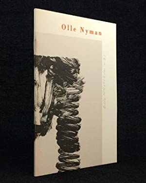 Olle Nyman. Skulpturer, teckningar, textilier m.m. Utkast.: NYMAN, Olle) (Saltsjö-Duvnäs