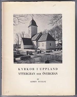Kyrkor i Uppland. Håbo härad. Mellersta delen.: Tuulse, Armin