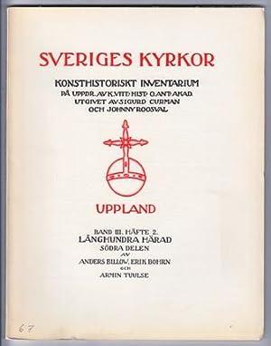 Kyrkor i Långhundra härad. Södra delen. [Gottröra,: Billow, Anders &
