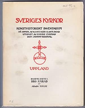 Kyrkor i Bro härad. [Bro, Låssa, Västra: Tuulse, Armin