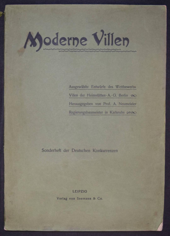 Moderne villen ausgew hlte entw rfe des wettbewerbs for Moderne villen deutschland