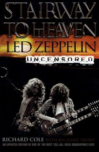 Stairway To Heaven Led Zeppelin Uncensored Da Cole Richard New
