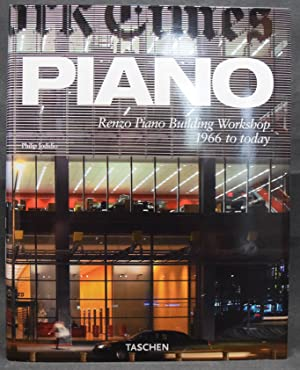 Piano. Renzo Piano Building Workshop 1966 to Today.