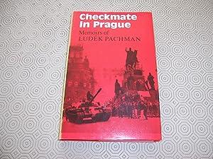 Checkmate in Prague : Memoirs of Ludek: Pachman, Ludek; Brown,