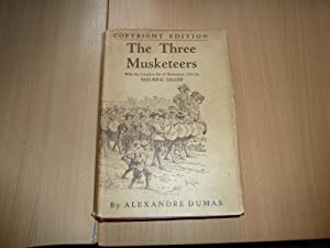 THE THREE MUSKETEERS WITH 250 ILLUSTRATIONS BY: Alexandre Dumas
