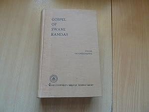 GOSPEL OF SWAMI RAMDAS: SWAMI SATCHIDANANDA
