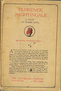 FLORENCE NIGHTINGALE; A Drama: Reid Edith Gittings