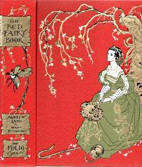 THE RED FAIRY BOOK: Lang; Andrew, Marina