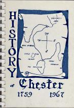 HISTORY OF CHESTER 1759 1967