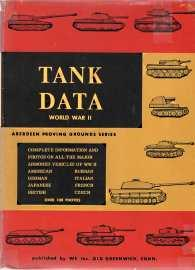 TANK DATA [World War II]