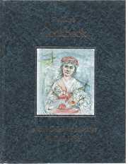 FAY BURG'S LAKE KEZAR COOKBOOK; with a Gallery of Painting By Edna Hibel
