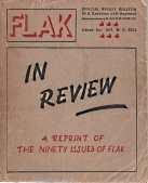 Flak in review : a reprint of the ninety issues of Flak