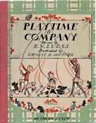 Playtime & company : a book for Children; Signed