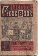 The lakeside cook book no. 2; a manual of recipes for cooking, .by N.A.D.