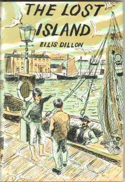 THE LOST ISLAND: Dillon Eilis