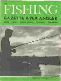 The FISHING GAZETTE AND SEA ANGLER; 1964, 36 Issues: Marston, A. Norman (Publisher & Editor)