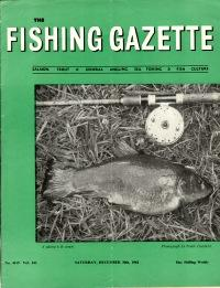 THE FISHING GAZETTE & SEA ANGLER; 51 Issues, Jan 2/61 to Dec 30/61: A. Norman Marston...
