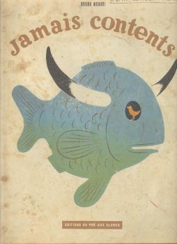 JAMAIS CONTENTS;: Munari, Bruno