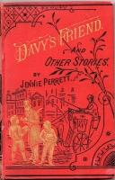 DAVY'S FRIEND; And Other Stories;