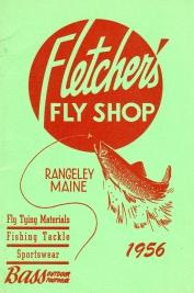 FLETCHER'S FLY SHOP; Fly Tying Materials, Fishing Tackle, Sportswear, Bass Outdoor Footwear,