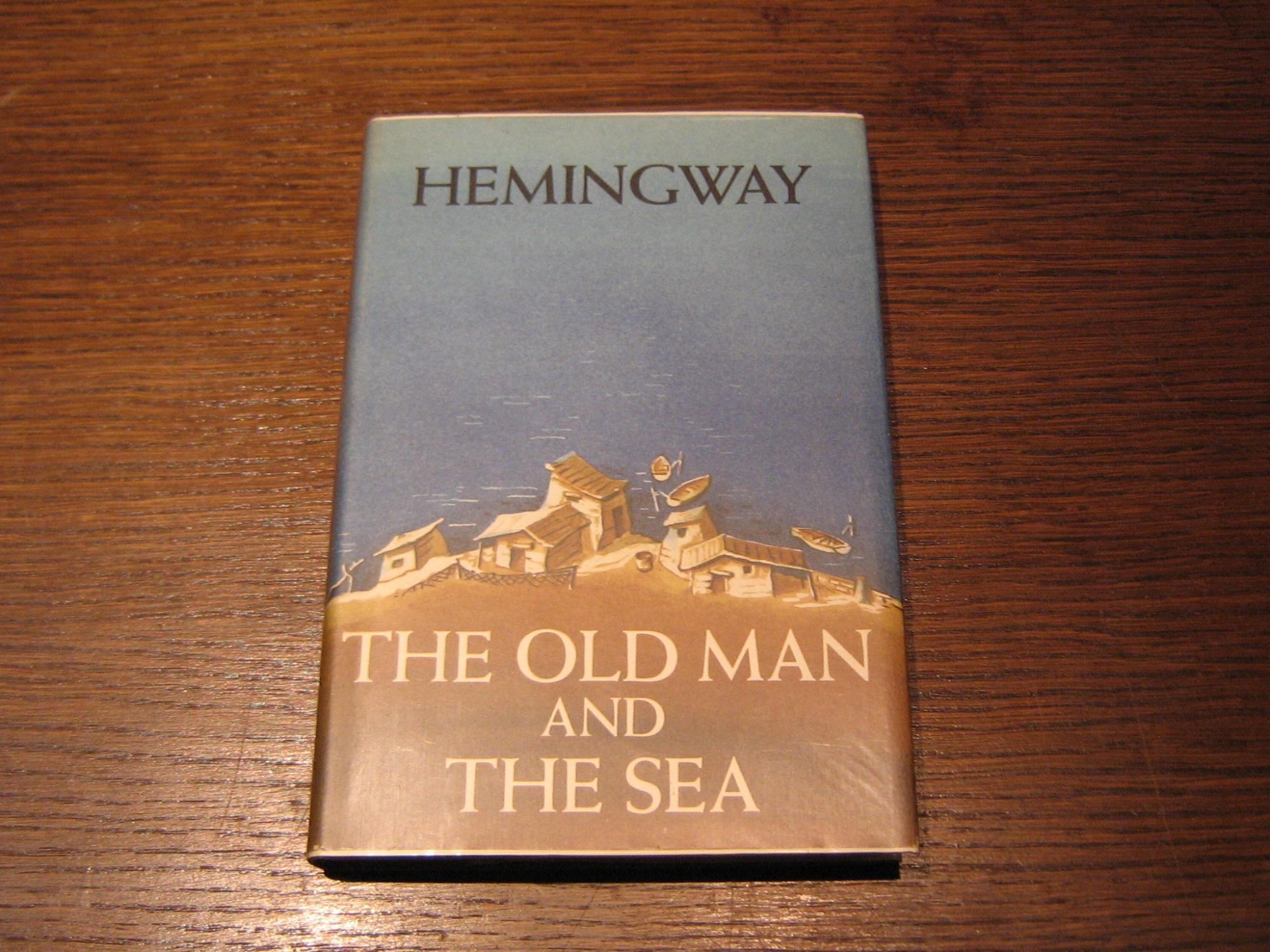 an analysis of hemingways the old man and the sea Analysis of hemingway's old man and the sea anand bose english language , literary analysis , literature november 13, 2017 november 13, 2017 2 minutes hemingway is an all time novelist and is famous for having won the nobel prize for the novel old man and the sea.