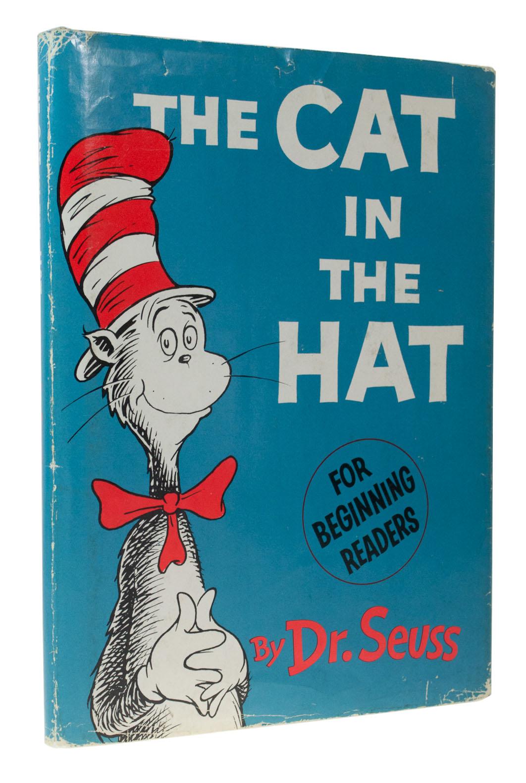 Cat in the Hat SEUSS, Dr.