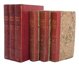 Emma: A Novel In Three Volumes. By: AUSTEN, Jane